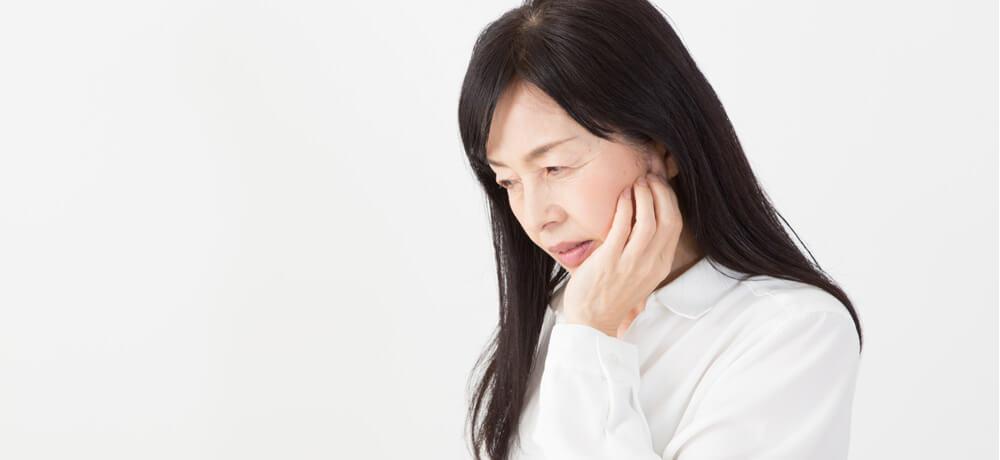 歯の喪失の放置は残存歯にも影響する