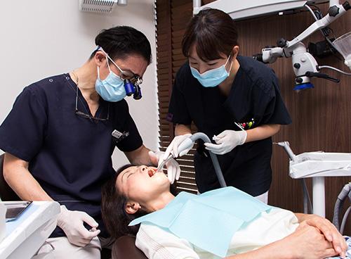 人によって違う口腔トラブルの原因をつきとめて虫歯を未然に予防する